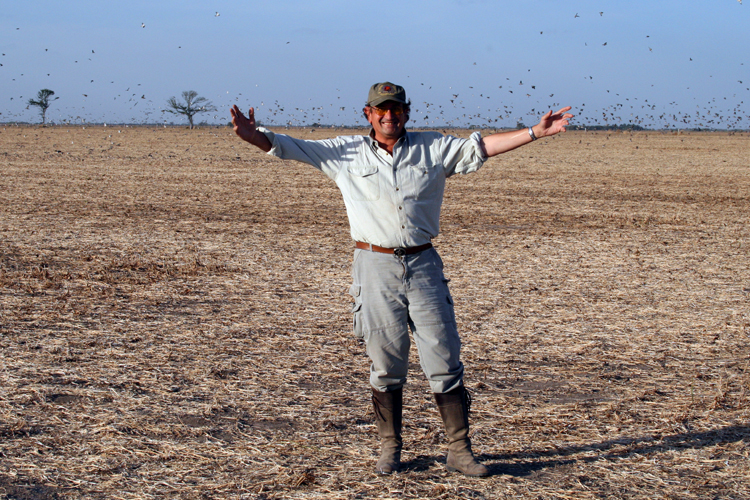 Triana Lodge - Dove Hunting in Argentina